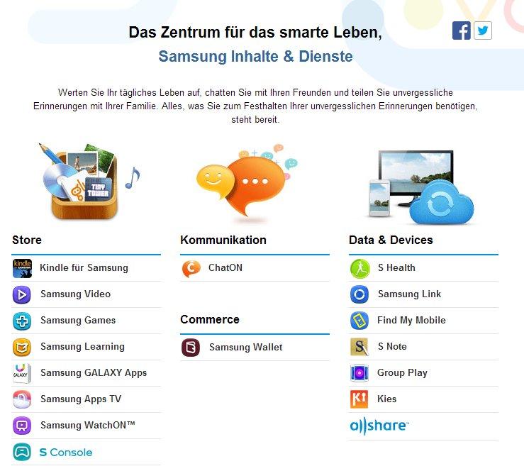 Samsung-Hub