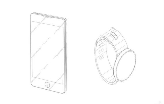 Samsungs neue Design-Patente erinnern an iPhone und Moto 360