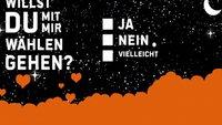 Wie sich die Piratenpartei in Sachsen an einem Apple-Spot versuchte