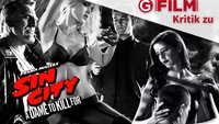 SIN CITY 2: A Dame to Kill For - Kritik