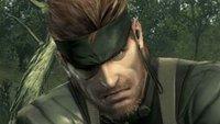 Metal Gear Solid: Snakes alte Stimme mag Hideo Kojima nicht
