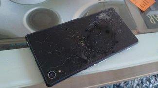 Sony Xperia Z2 überlebt sechs Wochen im Meer