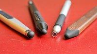iPad-Stifte im Test – für Tablet-Zeichnungen, Handschrift & Bedienung