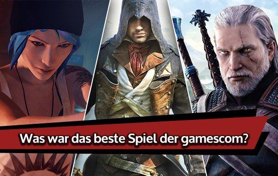 gamescom 2014: Was war das beste Spiel der Messe? (Umfrage)