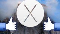 OS X Yosemite: Stimmungsbild zeigt mehr Vorfreude als Furcht
