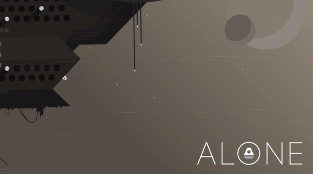 ALONE...: Nervenaufreibender Space-Runner mit packendem Soundtrack