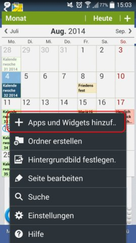 android-apps-widgets