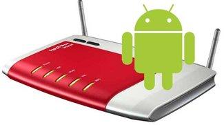 """FRITZ!App WLAN""-Update: Per NFC mit dem WLAN verbinden"
