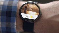 Moto 360: Update verbessert Akkulaufzeit deutlich