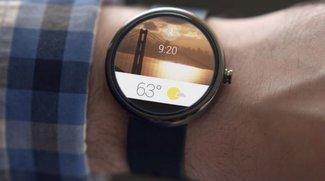Motorola Moto 360 offenbar mit Display-Problemen