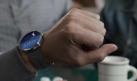 Android Wear: Google veröffentlicht vier Werbespots