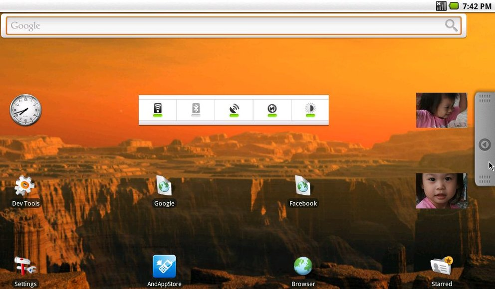 android-x86-screenshot
