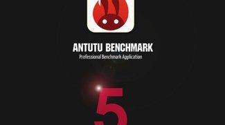 AnTuTu 5: Neue Version des Benchmark-Tools lässt frühere Resultate veralten
