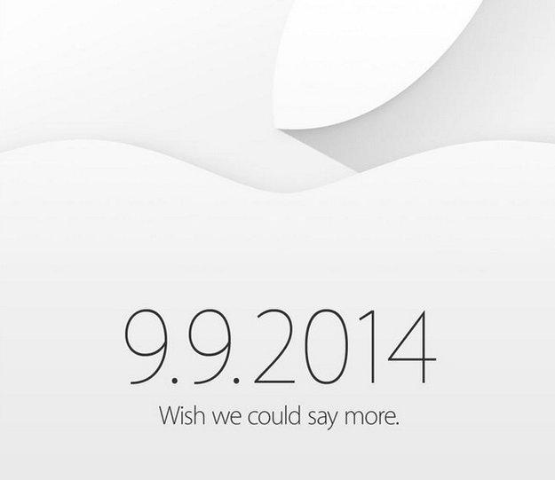 iPhone 6: Special Event möglicherweise mit U2