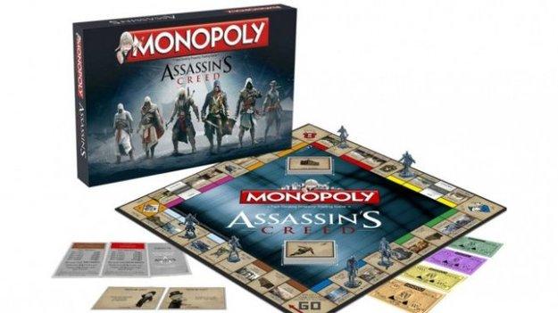 Assassin's Creed: Monopoly-Version für Europa bestätigt
