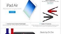 Apple Store: Neue Kategorie für Beats-Produkte