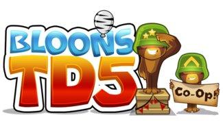 Bloons TD 5: Affen und Ballons = Tower Defense