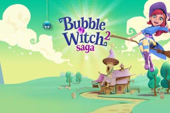 Bubble Witch Saga 2 Tipps, Tricks und Cheats für Android, iPhone und iPad