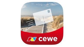 CEWE POSTCARD: Urlaubsgrüße vom Smartphone als Postkarte versenden