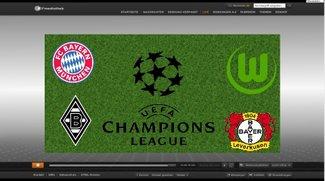 Champions League heute: KAA Gent – VfL Wolfsburg im Live-Stream und TV