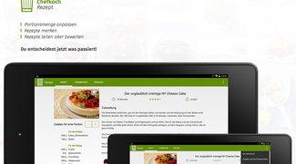 Chefkoch.de-App: Umfangreiches Update bringt neue Optik, synchronisiertes Kochbuch &amp&#x3B; mehr