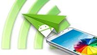 Daten von Android zum PC verschicken: Einfach per WLAN mit AirDroid