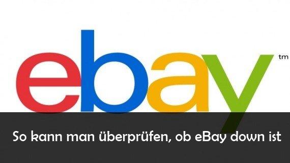 eBay down: Probleme und Störungen aktuell