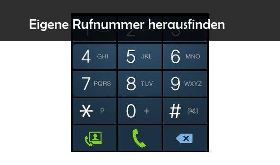 wie kann man eine handynummer herausfinden