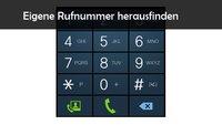 Eigene Nummer herausfinden: so geht's mit Android, iPhone und Festnetz