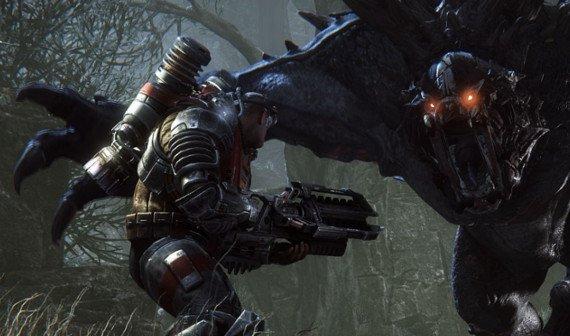 gamescom 2014: Evolves Open Beta startet 2015 exklusiv für die Xbox One