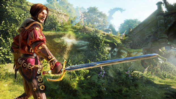 gamescom 2014: Die Multiplayer-Beta von Fable Legends startet im Oktober
