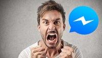 """Facebook Messenger-Zwang: """"Ihr *****!"""" - Nutzer machen Unmut Luft"""