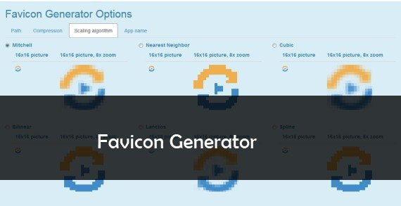 Favicon-Generator: Icons erstellen für Browser, Android, iOS und Windows Kacheln