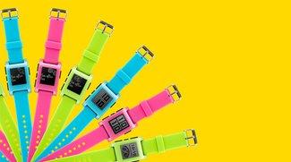 Pebble #FreshHotFly: Drei neue Smartwatch-Farben