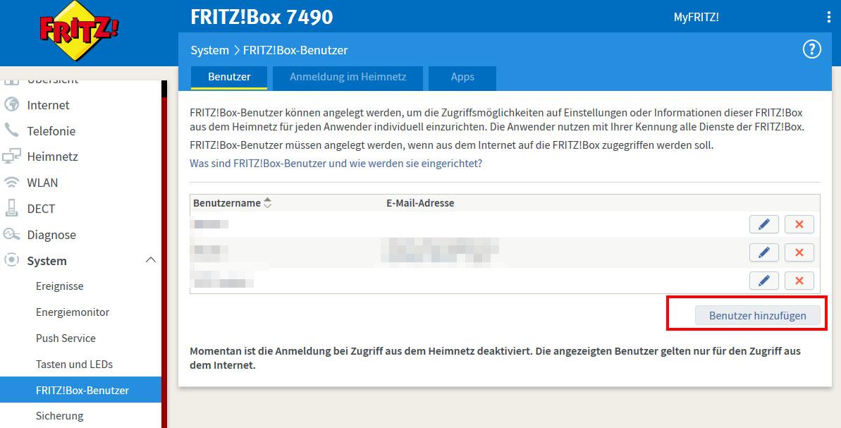 Fritzbox Openvpn