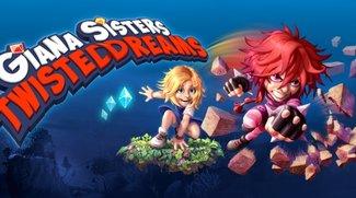 Giana Sisters 2: Nachfolger zum Kickstarter-Spiel in Arbeit