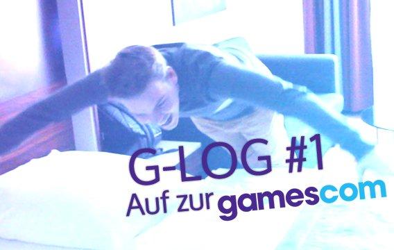 gamescom 2014: G-Log #1 - Auf zur gamescom