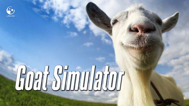 Goat Simulator: Endlich mal Ziege sein – jetzt auch unter Android