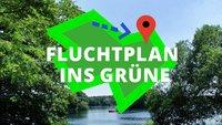 Fluchtplan ins Grüne: Google schickt euch raus in den Park
