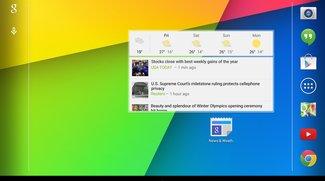 Google News &amp&#x3B; Wetter: Großes Update bringt umfangreiches Redesign [APK-Download]