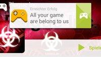 Google Play Games-App: Konami Code schaltet besonderes Achievement frei [Easter Egg]