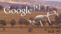 Project Wing: Google will bestellte Waren mit Drohnen in Minuten ausliefern