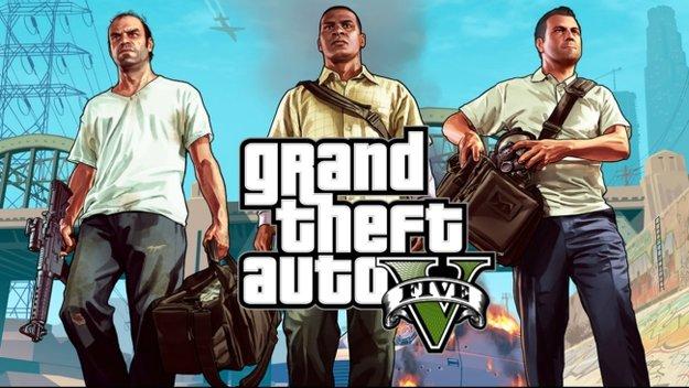 gamescom 2014: GTA 5 für PS4 und Xbox One wird euch umhauen, meint Take-Two