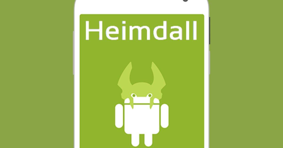 Flashen mit Heimdall unter Windows (Anleitung & Download ...