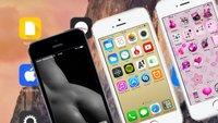 So sehen eure Homescreens von iPhone und iPad aus
