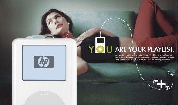 iPod+HP: Apple fertigt für die Konkurrenz (Rückblick)