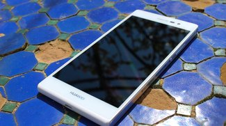 Huawei Ascend P7 im Test: Halbwegs High-End