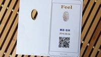 Huawei: Smartphone mit Fingerabdruckscanner geleakt – Presse-Event am 4. September [IFA 2014]