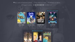 Humble Weekly Bundle: Die Japan Edition ist da