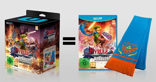 Hyrule Warriors: Europäische Limited Edition vorgestellt